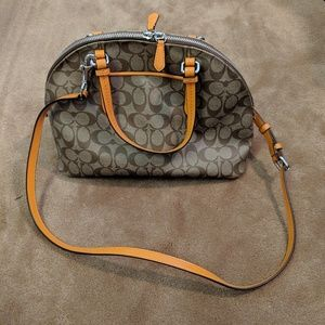 Coach, real! Purse